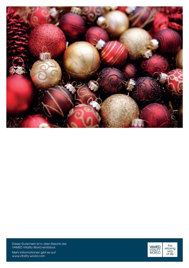 print@home voucher Red baubles