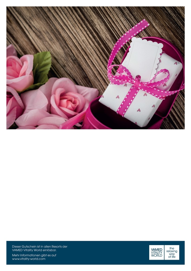 print@home voucher Parcel with pink bow