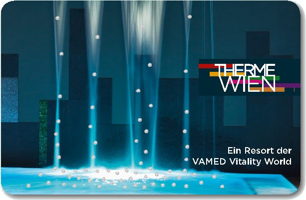 "Premium-gift card ""Therme Wien"""
