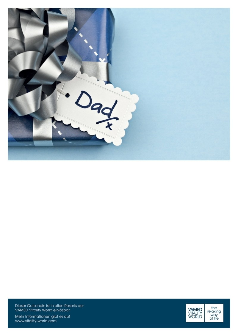 print@home voucher Happy Father's Day