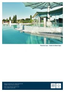 Voucher motif: Therme Laa – Hotel & Silent Spa